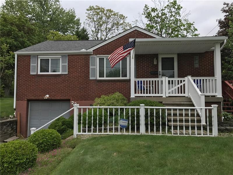 228 Mcmasters Drive, Monroeville
