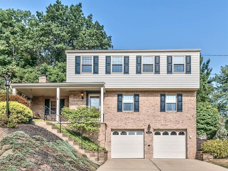 9427 Peebles Road, McCandless