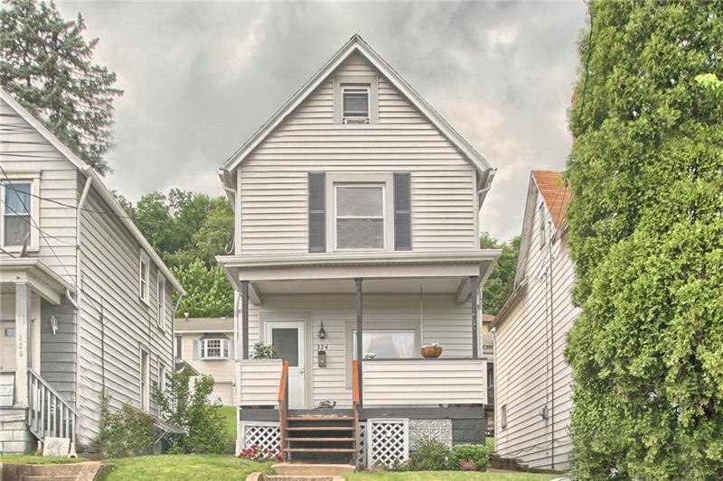324 W 10th Ave, Tarentum