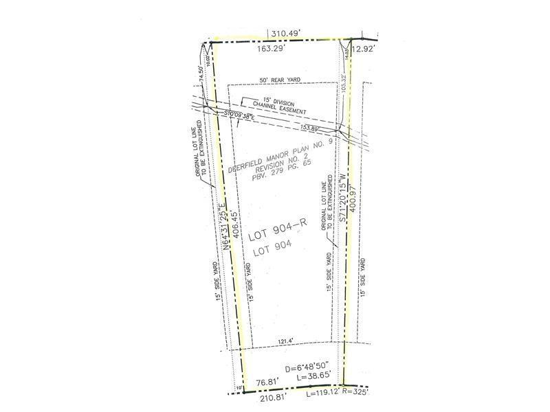 Lot 904 Turnberry Drive