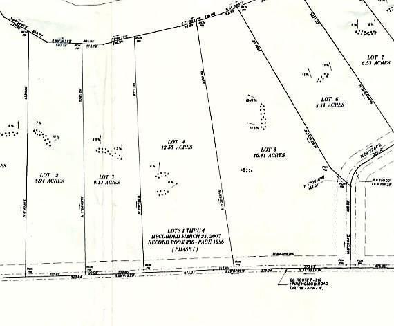 3765 Pine Hollow Rd, Lot 3