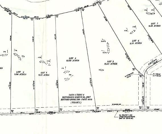3765 Pine Hollow Rd, Lot 5