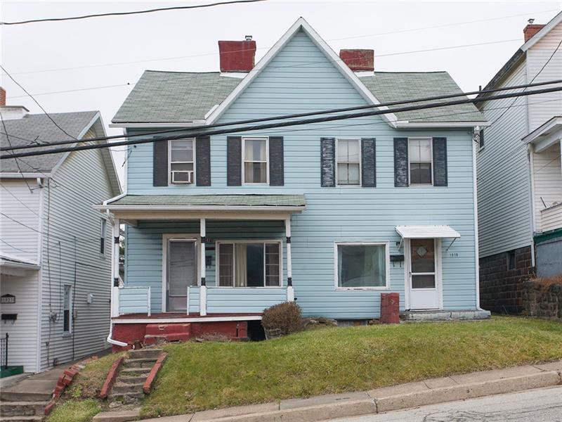 1019/1021 Gaskill Avenue, Jeannette