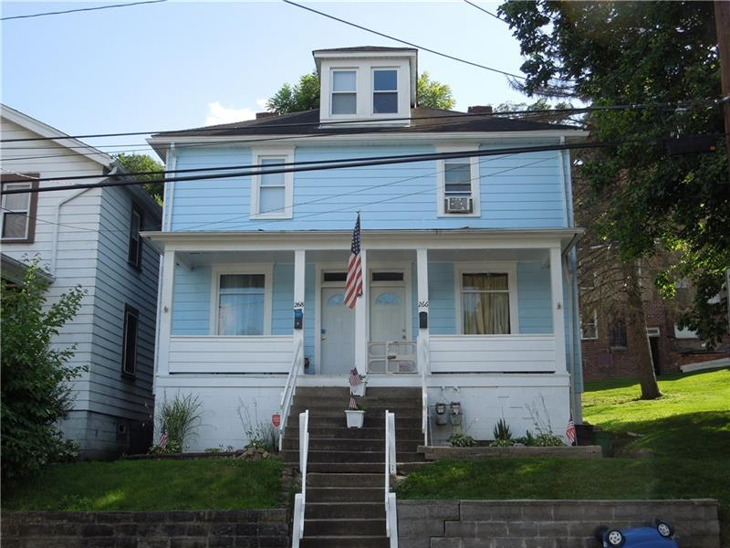 266/268 St. Clair Street, Bridgeville