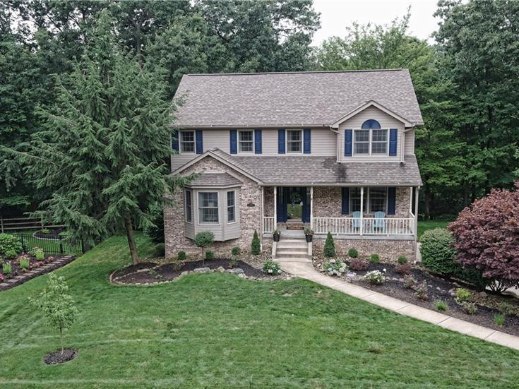 228 Whispering Oaks Drive, Cranberry Twp