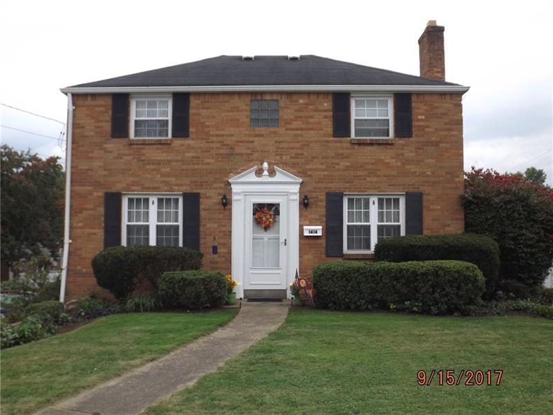 1414 Riverview, Penn Hills