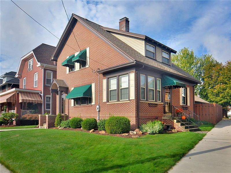 406 Perry Ave, City of Greensburg