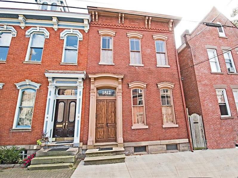 1812 Sidney St., South Side