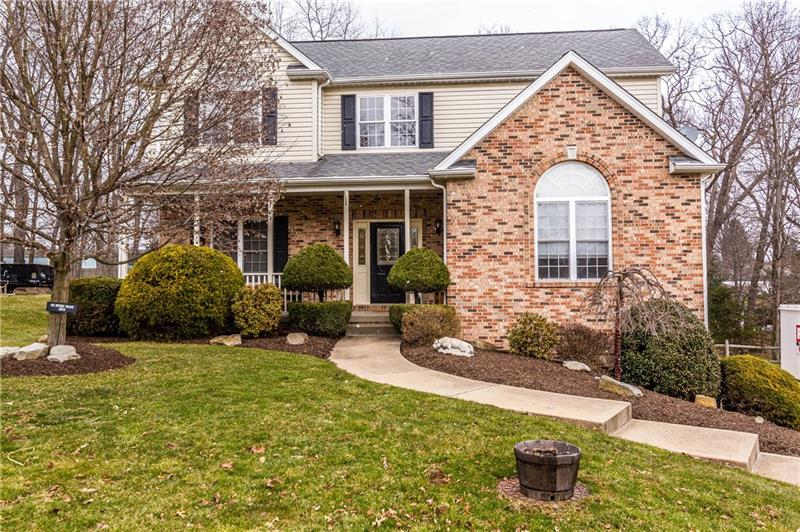 418 Settlers Village Circle, Cranberry Twp