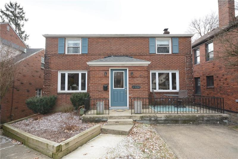 2927 Fernwald Rd, Squirrel Hill