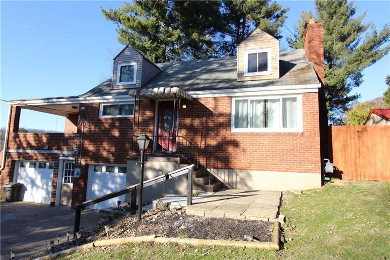 306 W Mcmurray Rd, Peters Twp