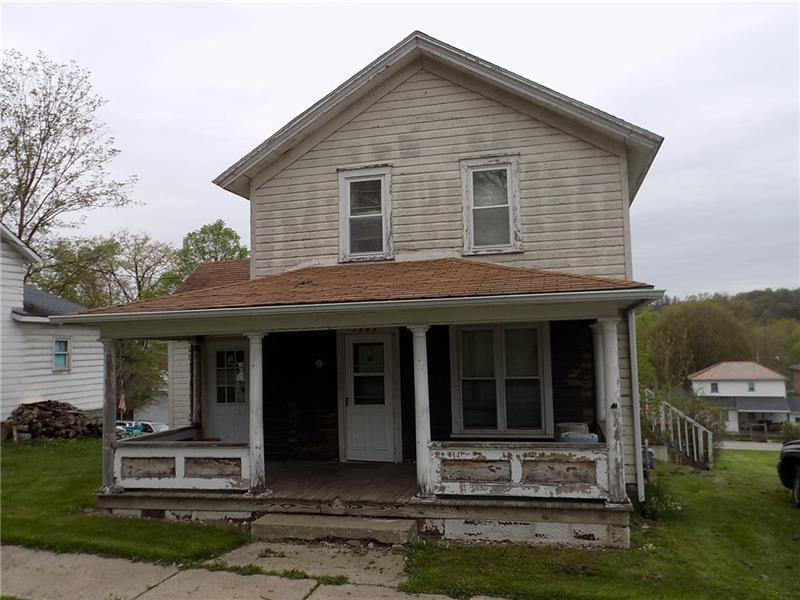 1123 Walnut Street, Stoneboro