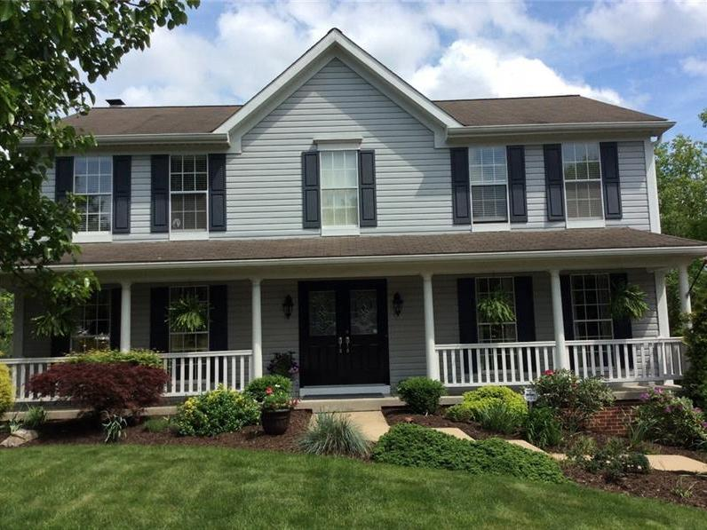 107 Mill Stream Court, Peters Twp