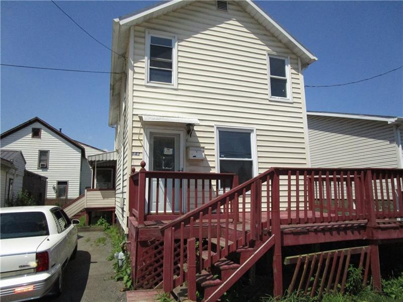 142 S Jackson St, Evans City Boro