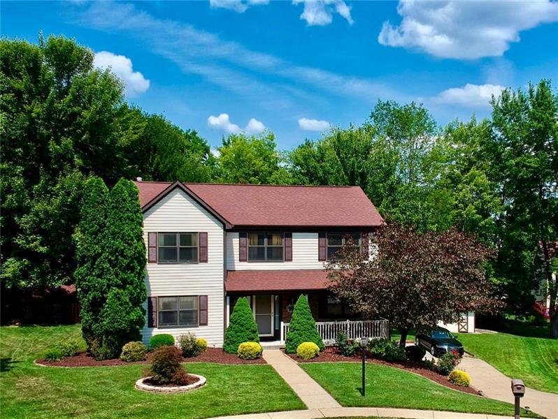 316 Winchester Ct, Cranberry Twp