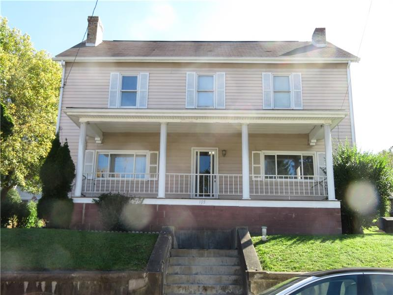 105 Center Avenue, Burgettstown Boro