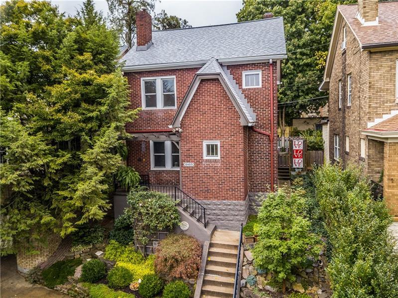 5437 Covode Place, Squirrel Hill