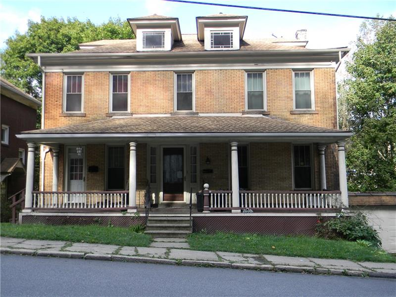1202 Franklin Street, Greater Johnstown School District