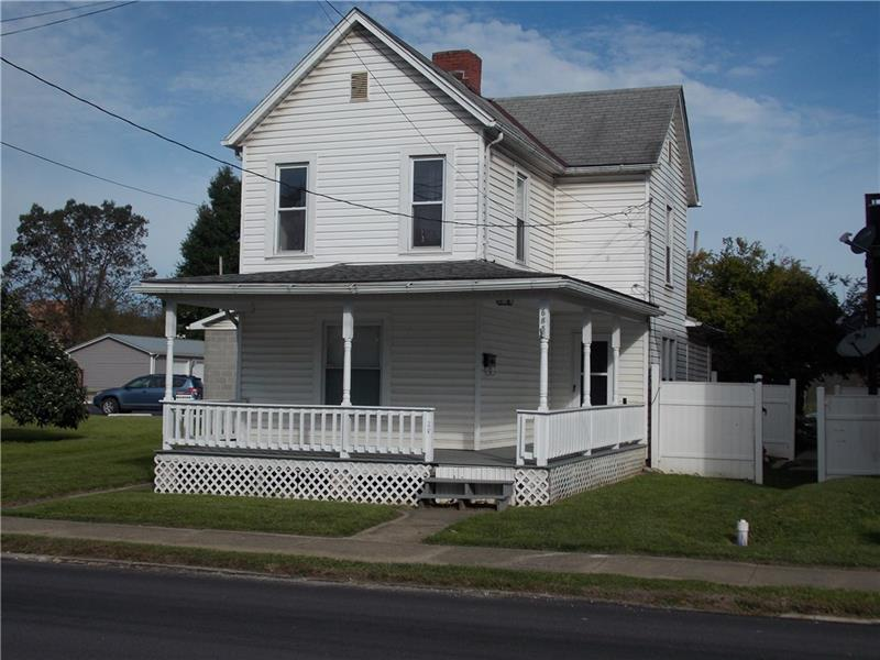 683 E Greene St, Waynesburg - Franklin Twp.
