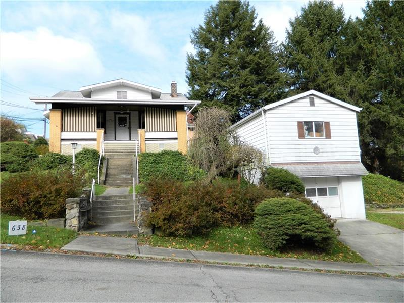 638 S Central, Canonsburg