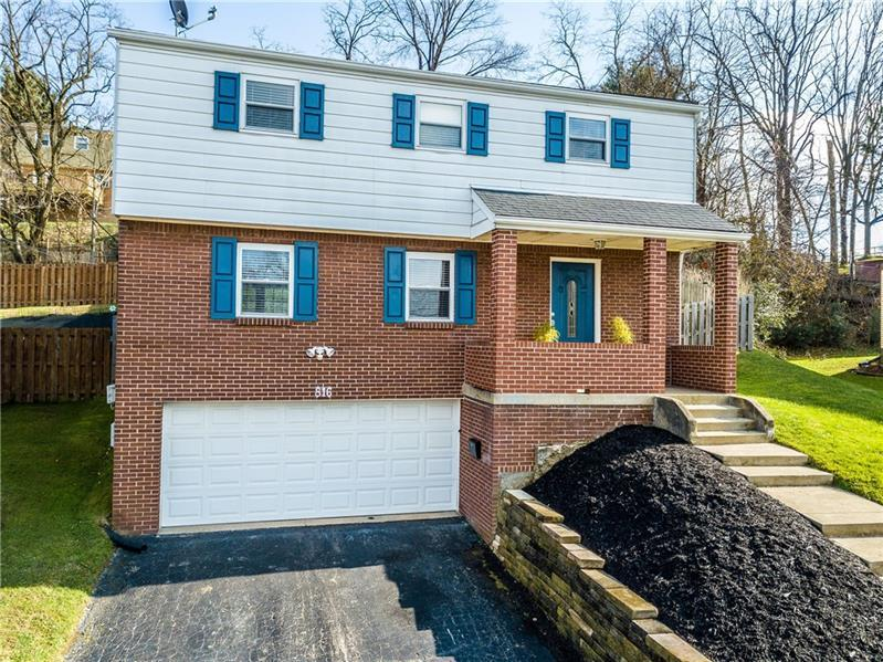 816 Clearview Drive, Penn Hills