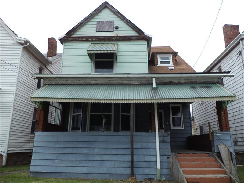 249 Shaw Ave, Clairton