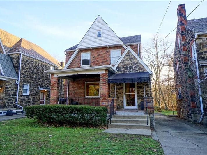 5336 Pocusset, Squirrel Hill