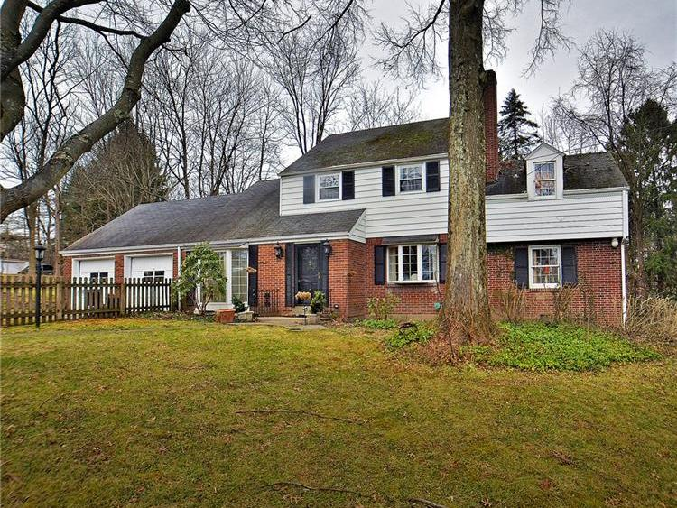 64 Woodland Farms Rd, Fox Chapel