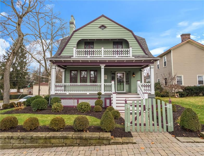 303 Henry Ave, Sewickley