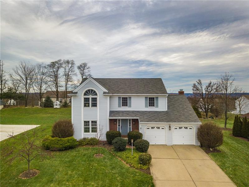 166 Cedar Ridge Dr, Center Twp