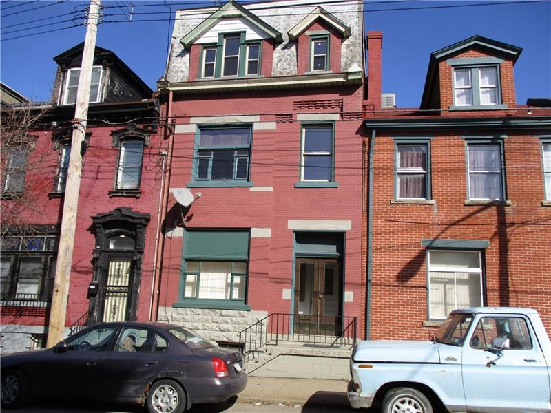 127 S 18th Street, South Side