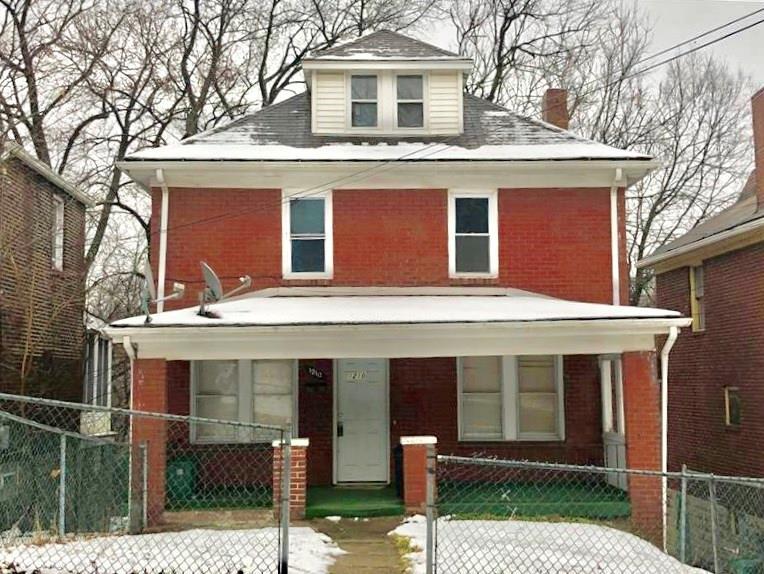 1210 Sherman Street, Wilkinsburg