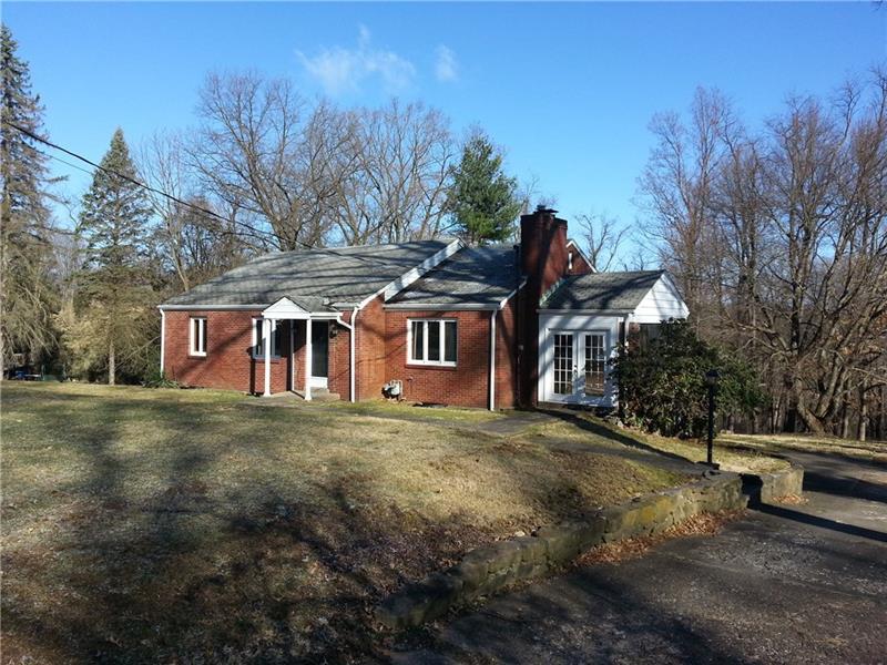 437 Dorseyville Rd, Fox Chapel