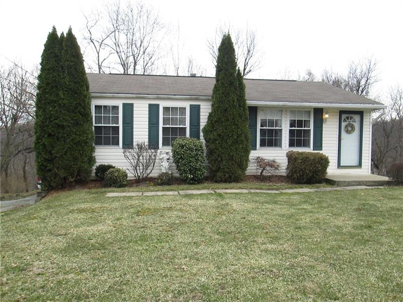 126 Highland Avenue, Center Twp