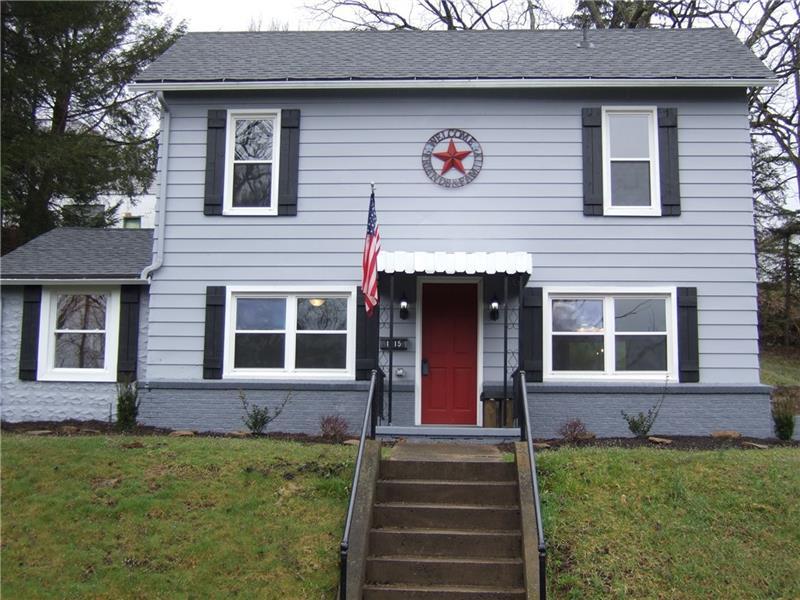 1115 Ellsworth Ave., Jeannette
