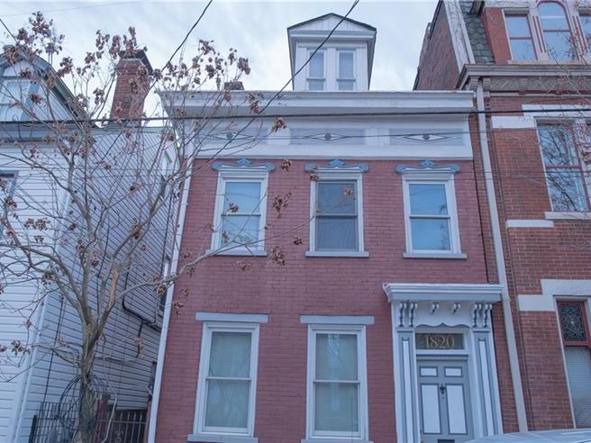 1820 Sidney Street, South Side