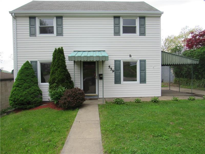 559 Independence Dr, Clairton