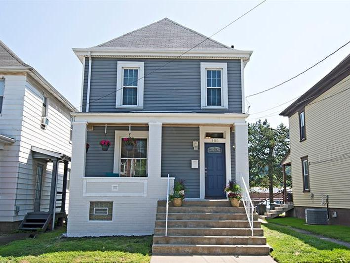 105 S. Jefferson Ave., Canonsburg