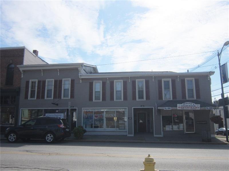 141-147 S. Market, New Wilmington Boro