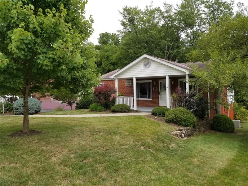 115 Southvue Court, Peters Twp