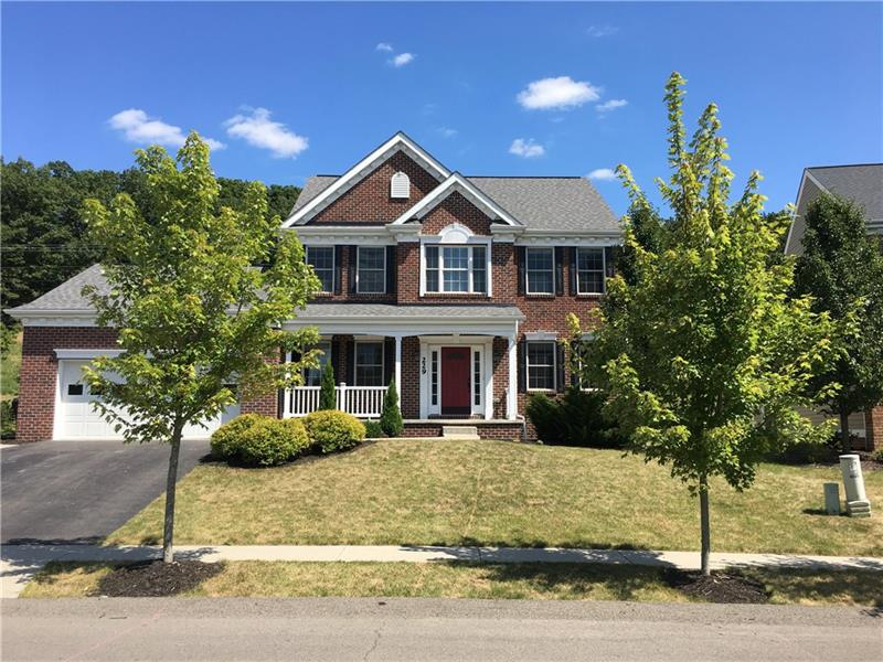 229 Strawberry Circle, Cranberry Twp