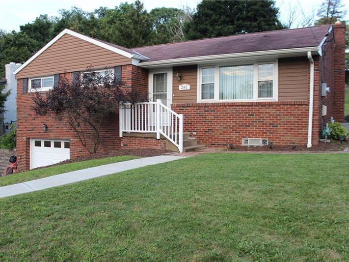 281 W Bruceton, Pleasant Hills