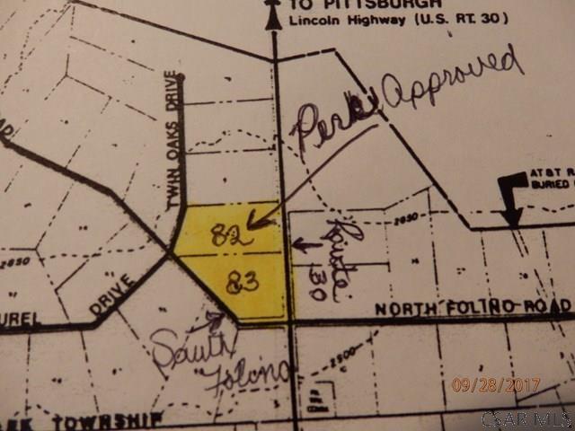 Lot 82 Twin Oaks Drive, Stonycreek Twp