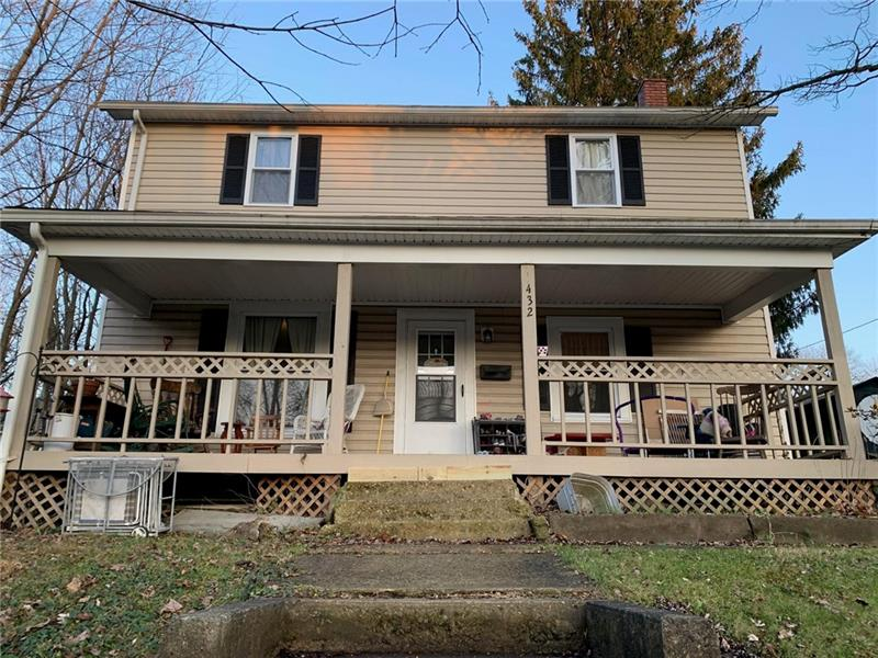 432 Liberty St, Grove City Boro