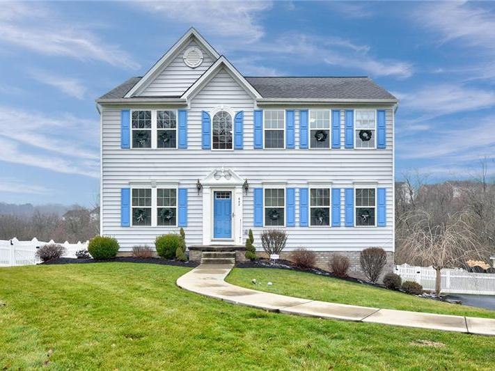 642 Scenic Ridge Dr, Peters Twp