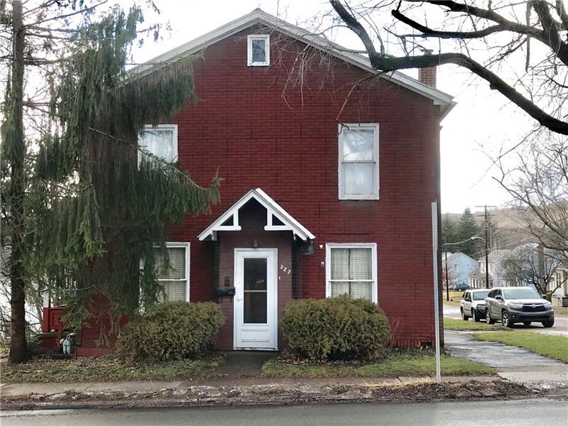 327 Grant St, Meyersdale Boro