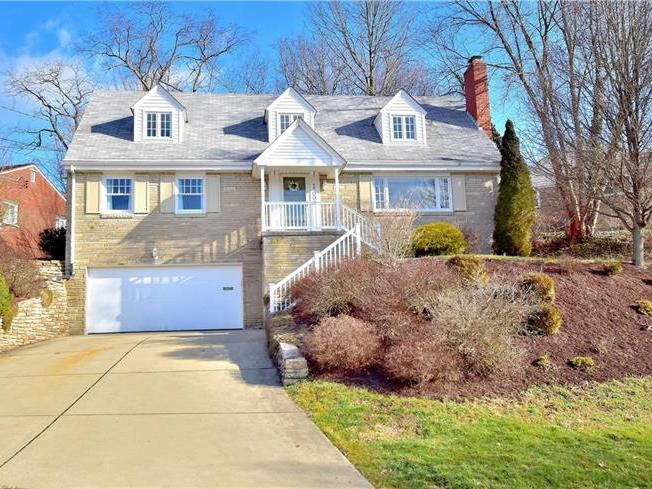 1500 Mohican Dr., Mt. Lebanon