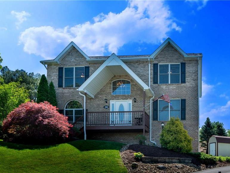 504 Old Fayette Trail, South Fayette