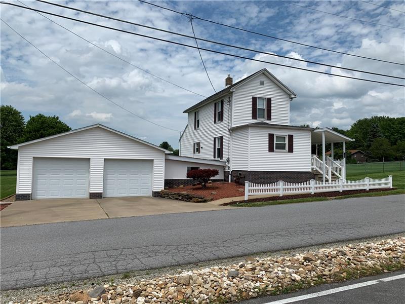 100 Red Barn Rd, Center Twp. - Homer City