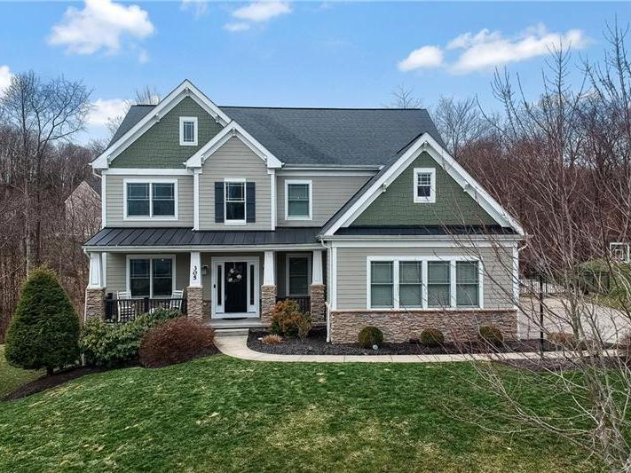305 Silver View Drive, Cranberry Twp